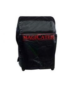"""MagiKitch'n 3999-0649600 60"""" Outdoor Vinyl Grill Cover"""