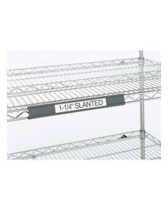 Metro 9990SL Gray Plastic Label Holder
