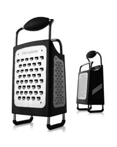 Microplane 34006 Specialty Series 4 Sided Box Grater