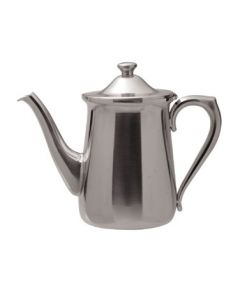 Oneida Post Road Coffee Pot 64 oz, w/o base - 18/10 Stainless