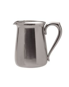 Oneida Post Road Water Pitcher 64 oz, w/ ice guard - 18/10 Stainless