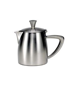 Oneida Stiletto Creamer, 9 oz - w/ cover - 18/10 Stainless
