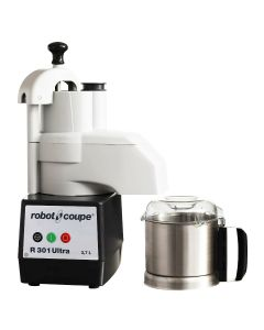 Robot Coupe R301U Ultra Combination Continuous Feed Food Processor