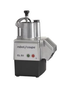 Robot Coupe CL50E Continuous Feed Food Processor, No Bowl
