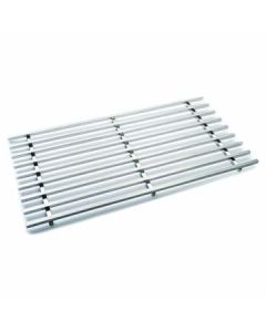 """Rosseto SM193 Multi-Chef 24"""" x 12"""" Stainless Steel Track Grill Top"""