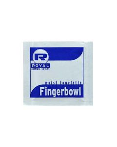 Royal Paper RF1MB Moist Towelettes w/ Lemon Scent - 1000/Case (Limit 5 Per Order)