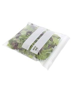 Royal Paper ZBG1011 Zip-It Double Zipper Gallon Plastic Bags