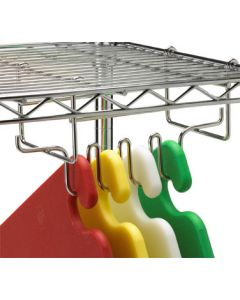 San Jamar CNCRK Cut-N-Carry Hanging Rack