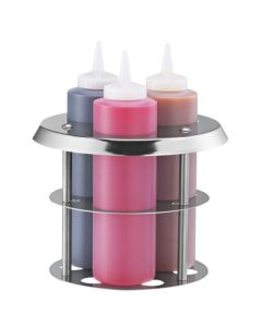 Server 86819 Drop-In Squeeze Bottle Holder Inset Kit