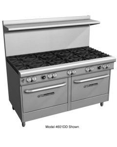 "Southbend 4601DD Ultimate Restaurant Range Gas 60"" w/ 10 Burners"