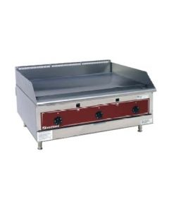 """Southbend HDG-24 24"""" Heavy Duty Countertop Gas Griddle - Thermostatic"""