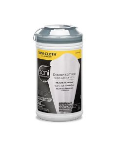 Sani Professional P22884 Disinfecting Cleaning Wipes - 200 Wipes Per Tub