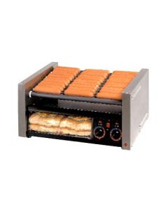 Star 30CBBC Grill-Max 30 Hot Dog Roller Grill - Chrome Rollers