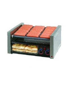 Star 30SCBBC Grill-Max Pro 30 Hot Dog Roller Grill - Chrome Rollers