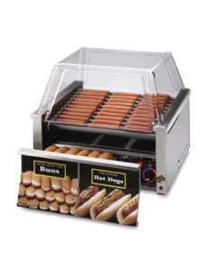 Star 30SCBD Grill-Max 30 Hot Dog Roller Grill - Duratec Rollers