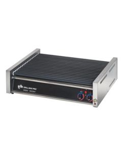 Star 30SCF Grill-Max Pro Flat 30 Hot Dog Roller Grill -Duratec Rollers