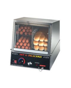 Star 35SSA 170 Hot Dog Steamer with Juice Tray
