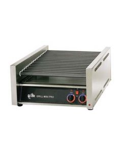 Star 50SC Grill-Max Pro 50 Hot Dog Roller Grill - Chrome Rollers