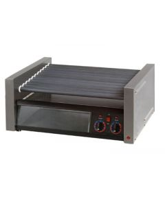 Star 50SCBBC Grill-Max Pro 50 Hot Dog Roller Grill - Chrome Rollers