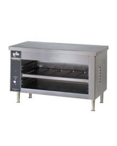 "Star 524SBA Star-Max 30"" Electric Heavy-Duty Countertop Cheesemelter"