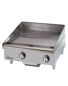 """Star 724TA Ultra-Max 24"""" Countertop Electric Griddle - Thermostatic"""