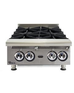 "Star 24"" Ultra-Max Gas Hot Plate, 4 Burners"