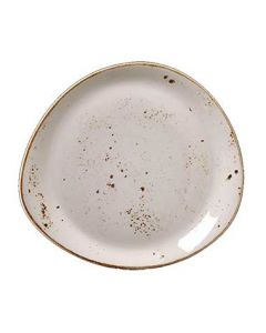 "Steelite 11550520 Craft White 12"" Freestyle Plate"