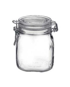 Steelite 4949Q456 29 oz. Fido Jar