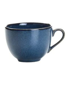 Steelite 6414MY028 Wabi Sabi Indigo 8 oz Coffee Cup