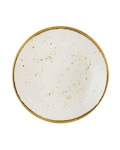 "Steelite 68A540EL789 Craft White 9"" Melamine Plate"