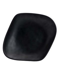 Steelite 7000DD013 Marisol Black Melamine Serving Bowl
