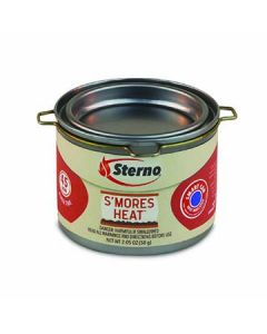 Sterno's 20262 S'more Heat 45 Minute Fuel Can for S'mores Maker