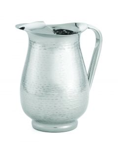 Tablecraft RP68 Remington 2 Qt S/S Beverage Pitcher With Ice Guard