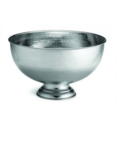 Tablecraft RPB1513 14 Quart Stainless Steel Punch Bowl