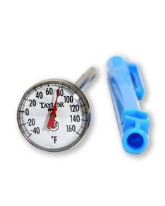 Taylor Precision 6096N -40-160F Bi-Therm Dial Pocket Thermometer
