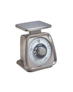Taylor Precision TS25KL 25 Lb x 2 oz Rotating Dial Portion Scale