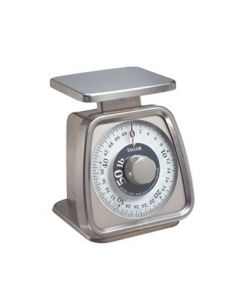 Taylor Precision TS50 50 lb x 4 oz Rotating Dial Portion Scale