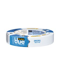3M 2090-24A ScotchBlue Multi-Use Painter's Tape - 60 Yards/Roll