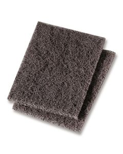 """3M 46N Niagara 4"""" x 5.25"""" Griddle Cleaning Pad - 20/Case"""