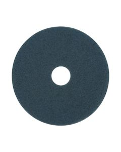 """3M 5300 20"""" Blue Cleaning Pad"""
