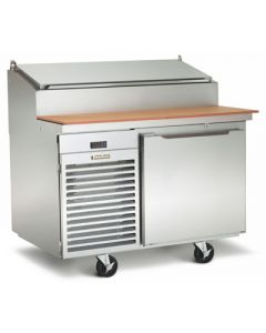 """Traulsen TS048HR One-Section 48"""" Remote Refrigerated Prep Table"""