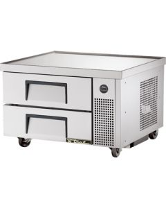 "True TRCB-36 36-3/8""L Refrigerated Chef Base - 2 drawers"