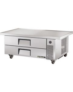 "True TRCB-52-60 60"" Refrigerated Chef Base - 2 drawers"