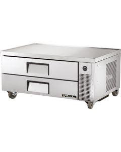 "True TRCB-52 51-7/8""L Refrigerated Chef Base - 2 drawers"