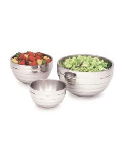 Vollrath 46592  6.9 Quart Beehive Double Wall Insulated Bowl