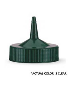 Vollrath 4913-13 Wide Mouth Single Tip Squeeze Bottle Cap