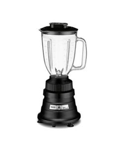 Waring BB155S 3/4 HP Bar Blender w/44oz Copolyester Container