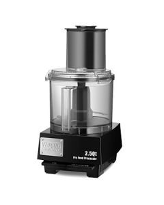 Waring WFP11S Commercial Batch Bowl Food Processor - 2.5 qt
