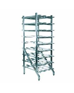 Winholt CR-162 Aluminum Can Storage Rack for #10 & #5 Cans