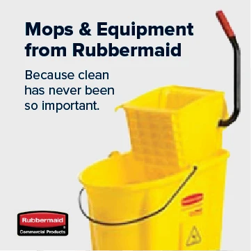 Rubbermaid-Feature